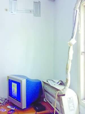 台空调拆装到家里